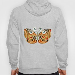 four eyes butterfly (ORIGINAL SOLD). Hoody