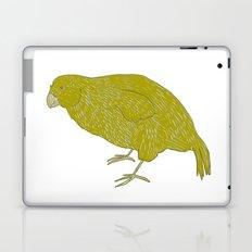 Kakapo Says Hello! Laptop & iPad Skin