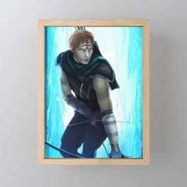 Tamlen Through Eluvian Framed Mini Art Print