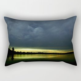 Mother Nature - Setting the mood Rectangular Pillow
