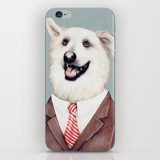 Happy Labrador Retriever iPhone & iPod Skin