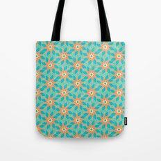 Tropical Florals Tote Bag