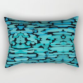 Lily Pads Rectangular Pillow