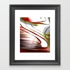 Abstracty Framed Art Print