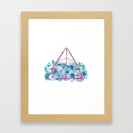 The Magic of Spring Framed Art Print