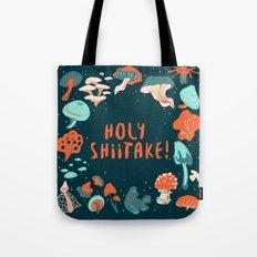 Holy Shiitake! Tote Bag