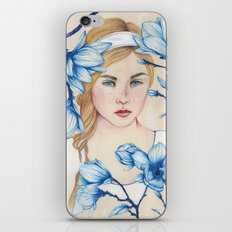 Porcelain Doll iPhone & iPod Skin