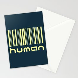 The Human ID Stationery Cards