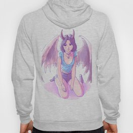 The devil girl Hoody