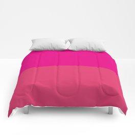 Fuchsia & Freesia (Pink) Comforters
