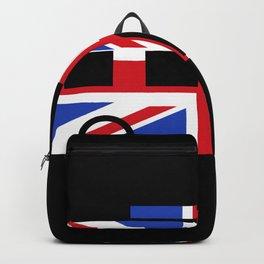 Modern Motorhome British Flag | Gift Backpack