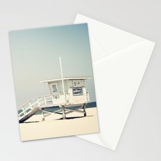 Hermosa Beach  Stationery Cards