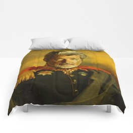 George Lucas - replaceface Comforters