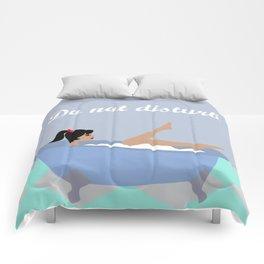 Do not disturb (Dark haired) Comforters