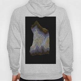 Royal Aztec Lace Agate Hoody
