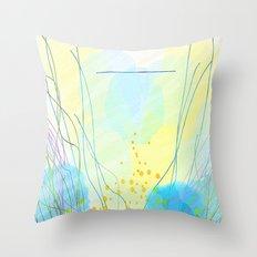 Lydstep Bay Throw Pillow