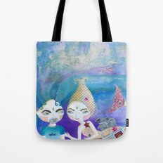 Two-getherness Tote Bag