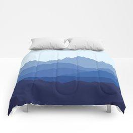 Blue Mountain range Comforters