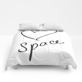 Heartspace - A Higher Frequency Love in 5D Comforters