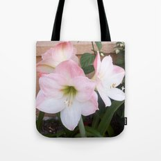 My Aunt's Flowers 1  Tote Bag
