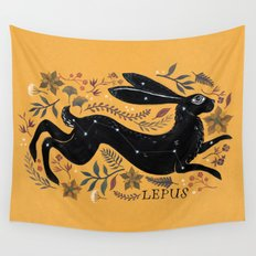 LEPUS Wall Tapestry