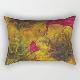 Embracing the Sun Rectangular Pillow