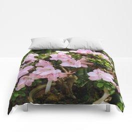 Pink Tree Comforters
