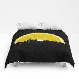super lemon Comforters