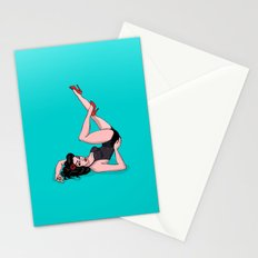 Pin Up Retro Stationery Cards