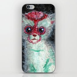 Kitty Popped iPhone Skin