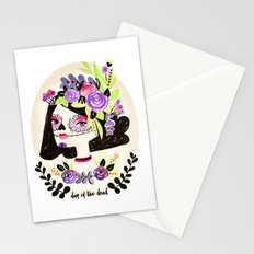 Day of the Beautiful Dead  Stationery Cards