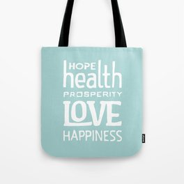 Wishing you... Tote Bag