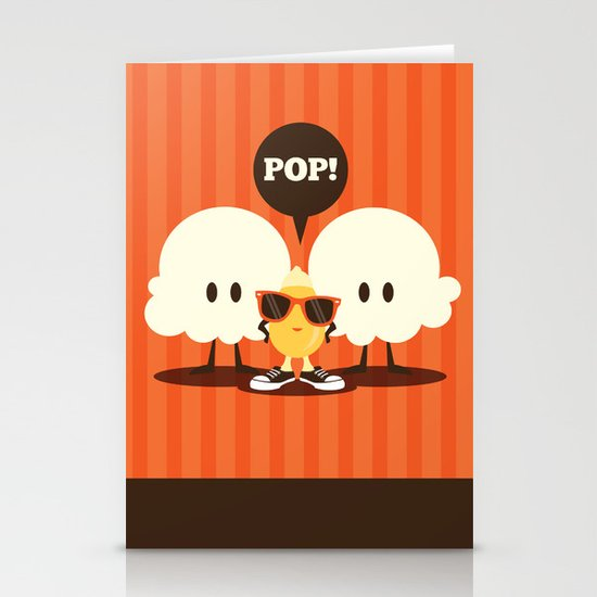 Pop! Stationery Cards