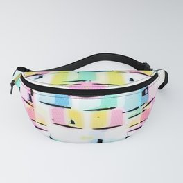 Delivery #abstract #decor #society6 Fanny Pack