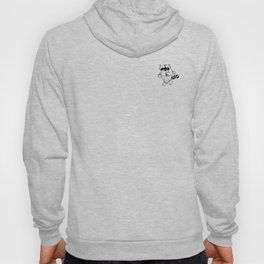 Animal Urbanites: Yoga Raccoon Hoody