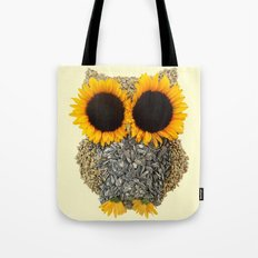 Hoot! Day Owl! Tote Bag