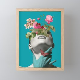 Inner beauty 3 Framed Mini Art Print