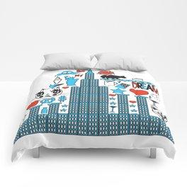 FASHIONISTA CAT NY Comforters