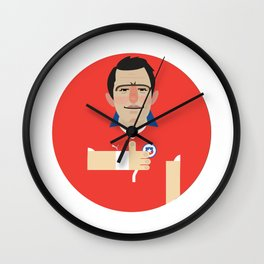 Alexis Sanchez - Chile Wall Clock