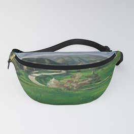 Road In The Mountains Fanny Pack