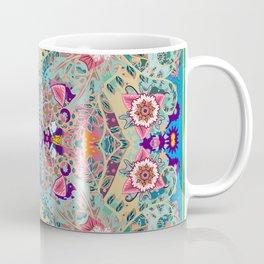 Mandala - Turquoise Boho Coffee Mug