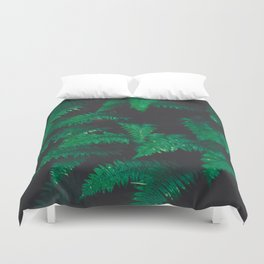 PNW Ferns Duvet Cover