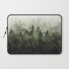 The Heart Of My Heart // Green Mountain Edit Laptop Sleeve