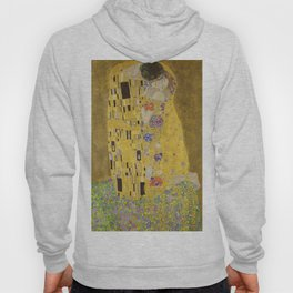 The Kiss by Gustav Klimt Hoody