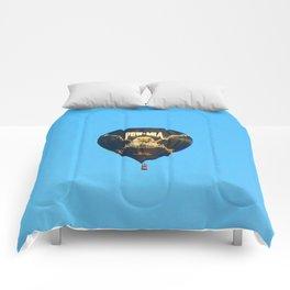 POW MIA Balloon  Comforters