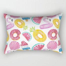 Summer #3 Rectangular Pillow