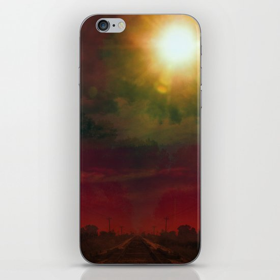 The Old Mainline iPhone & iPod Skin