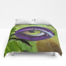 eye only II Comforters
