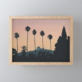 Franklin Avenue Framed Mini Art Print