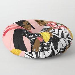 Safari Model Floor Pillow